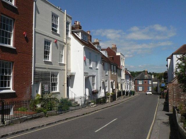 Lymington: Nelson Place