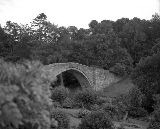 Auld Brig O' Doon, Alloway, Ayrshire
