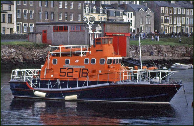 Portrush lifeboat (2)