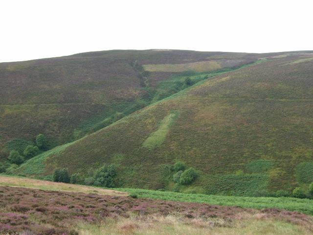 View of Arnbarrow Hill