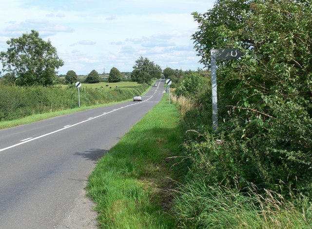 Broughton Road, Leicestershire