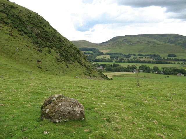 Dunsyre Hill