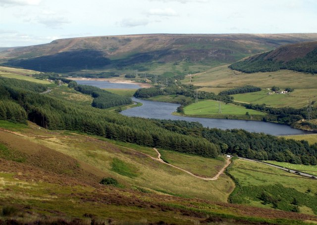 Longdendale Valley