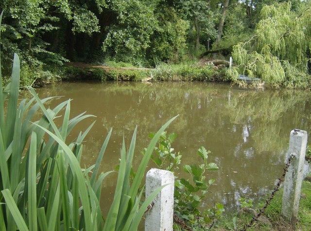 Yafford Pond