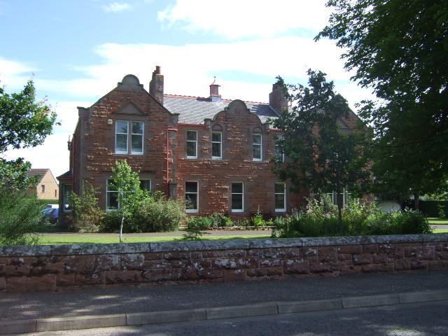 Angus House, Edzell