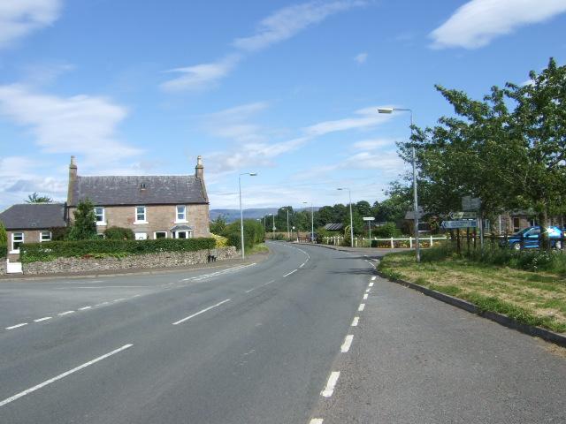 Inchbare crossroads