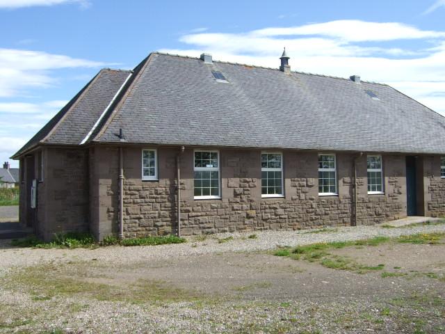 Stracathro Hall, Inchbare