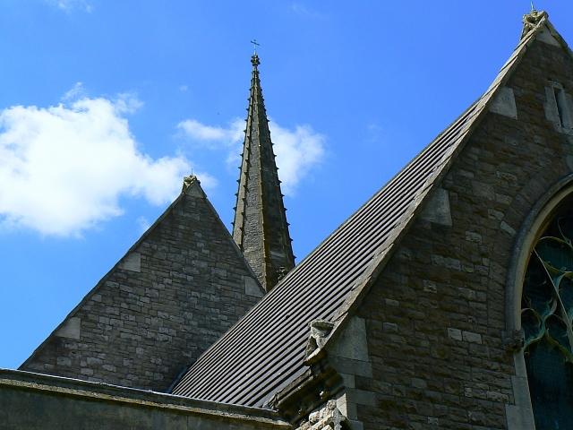 St Mark's church, Church Place, Swindon