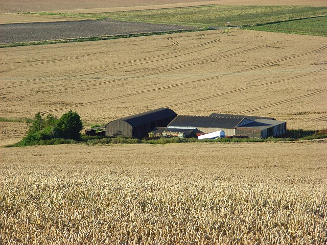 Field Barn, Childrey