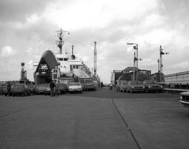 Stranraer Pier