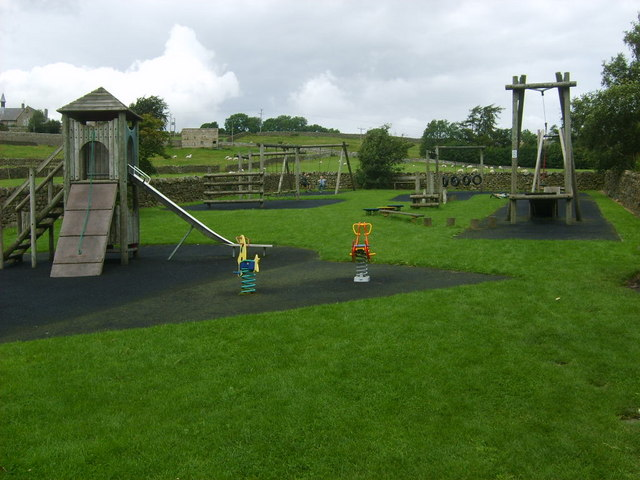 Adventure area for children