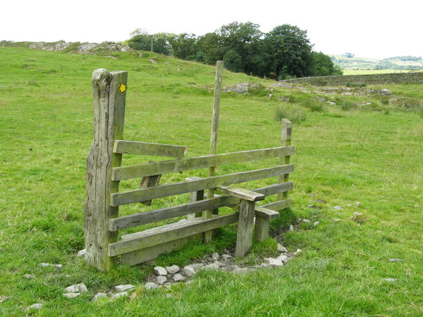 The World's most useless stile?