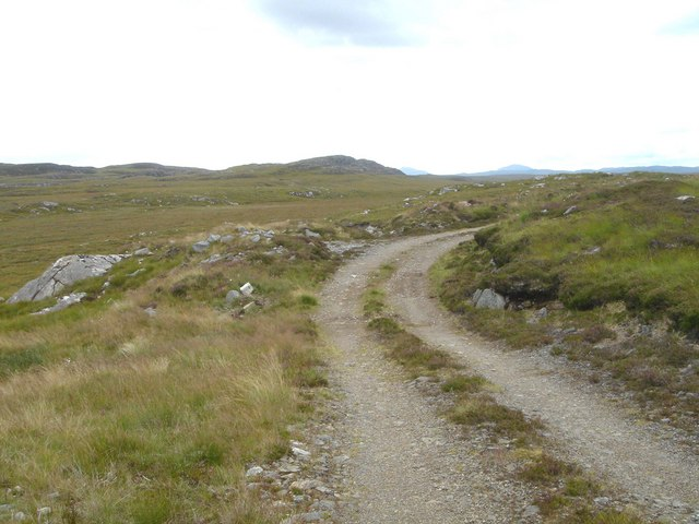 Track to the Caol Loch