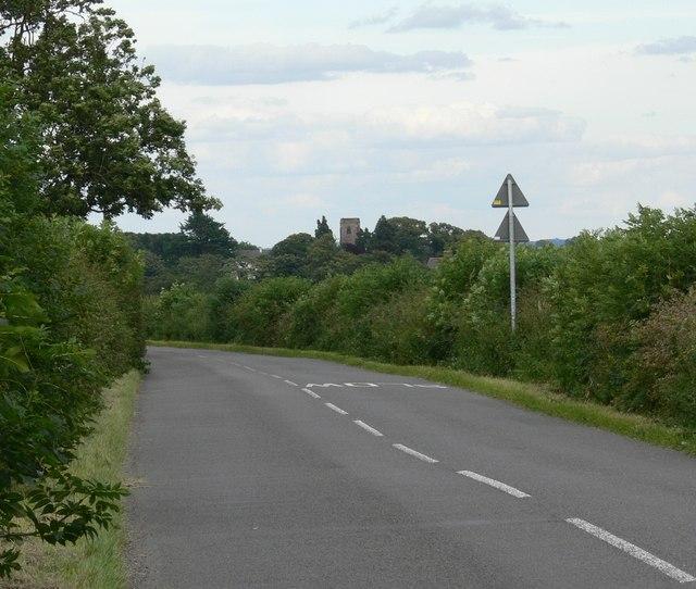 Stanton Lane, Potters Marston
