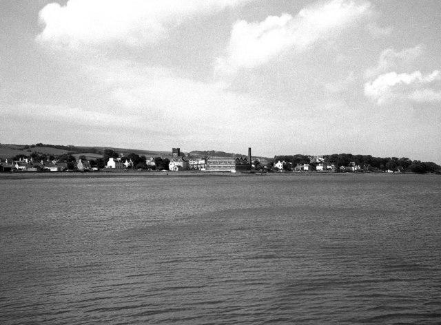 Stranraer shore