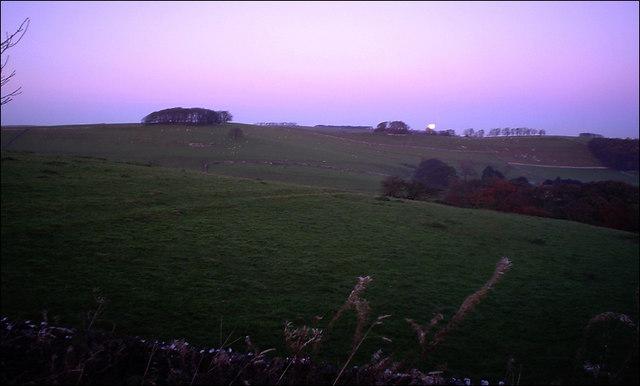 Moon over Alsop