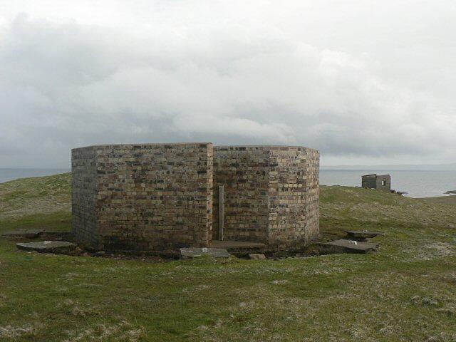 RAF Radio Location Station, Esha Ness