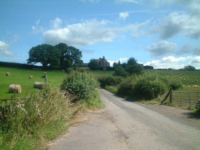 Uphill to Day House