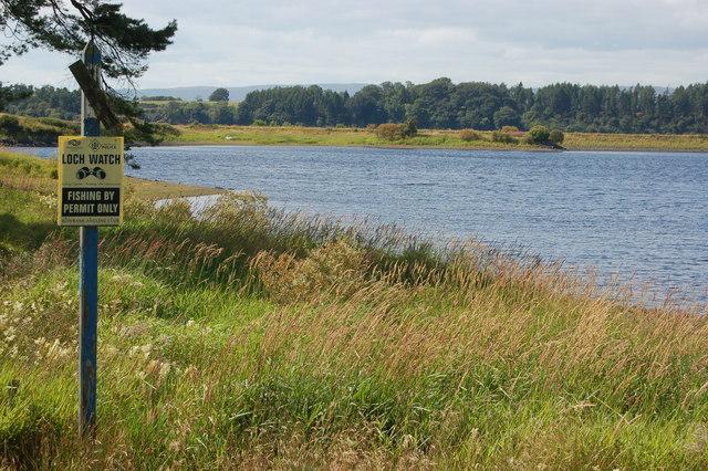 Barcraigs Reservoir