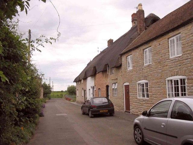 Thatched Houses, Bretforton