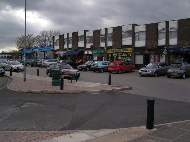 Mile Lane shops