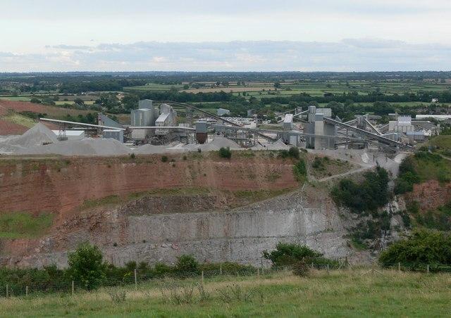 Croft Quarry, Leicestershire