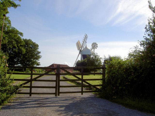 Tuxford Mill.