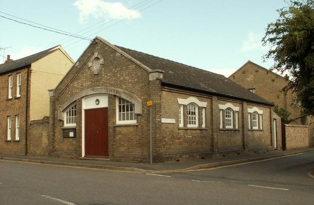 Baptist Sunday School Chapel