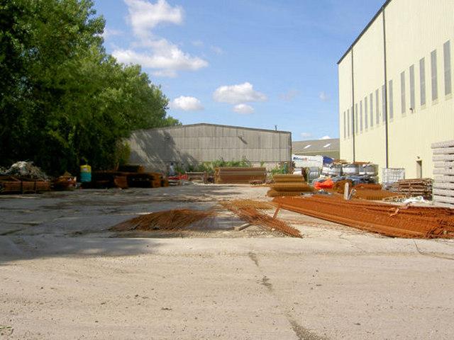 Precast concrete manufacturer.