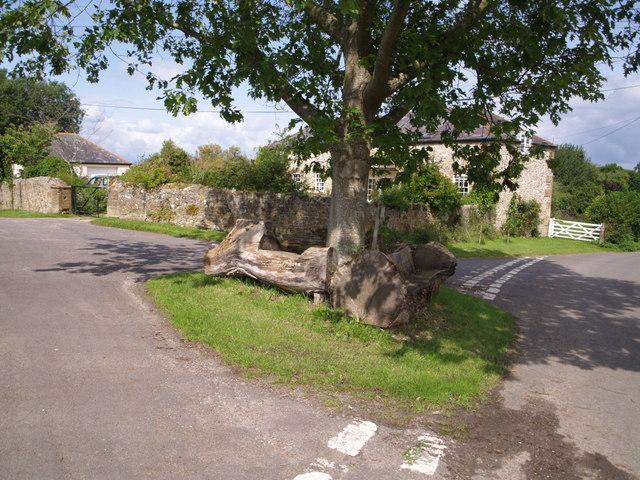Junction at Chillington