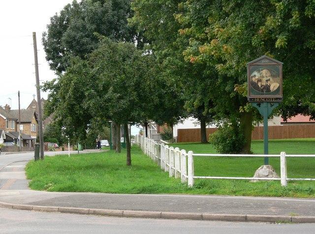 Huncote, Leicestershire