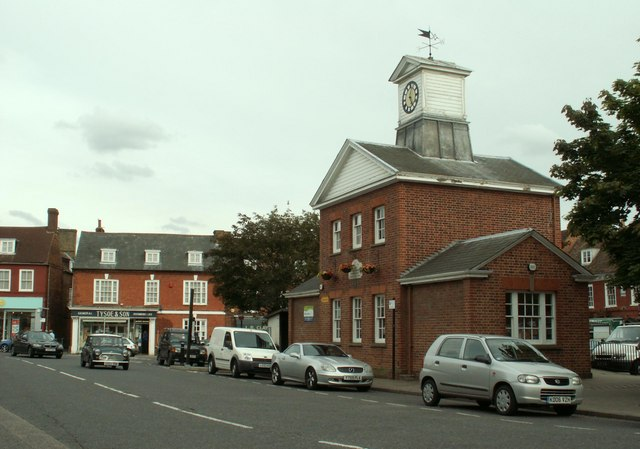 The Market House Clock Tower