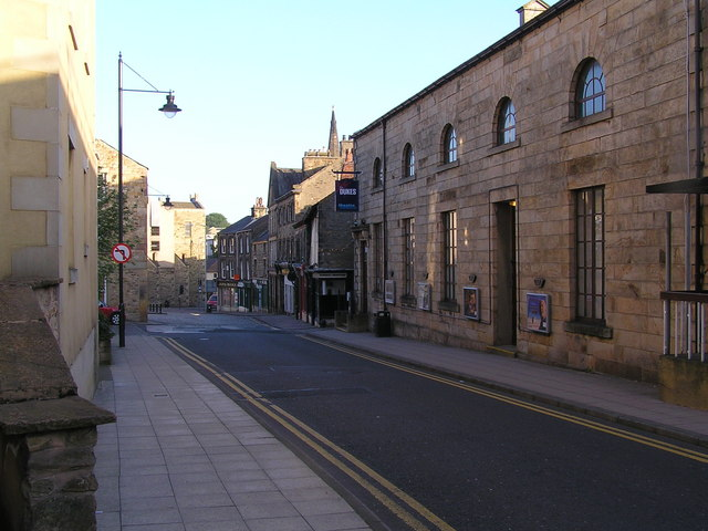 Lancaster Moor Lane Dukes Theatre