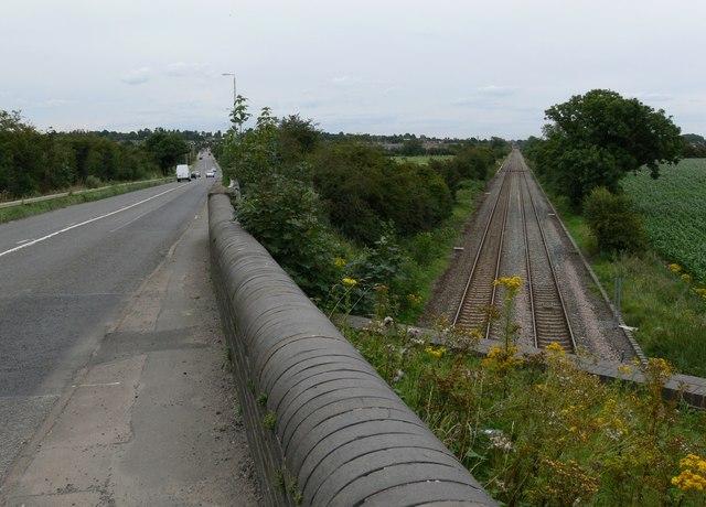 Coventry Road & Railway