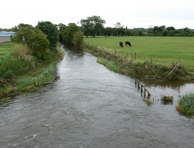 River Soar from Langham Bridge