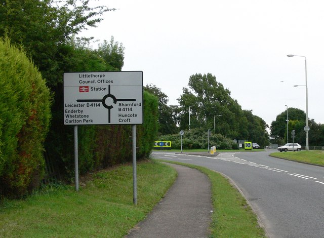 Desford Road, Narborough