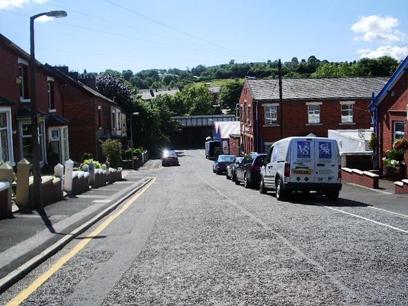 Clarendon Road, Blackburn