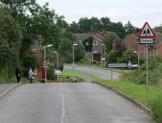 Forest Road, Narborough
