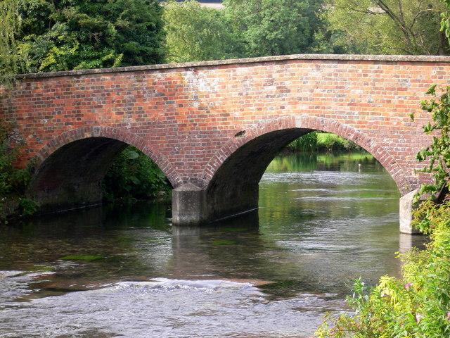 Bridge at Mildenhall