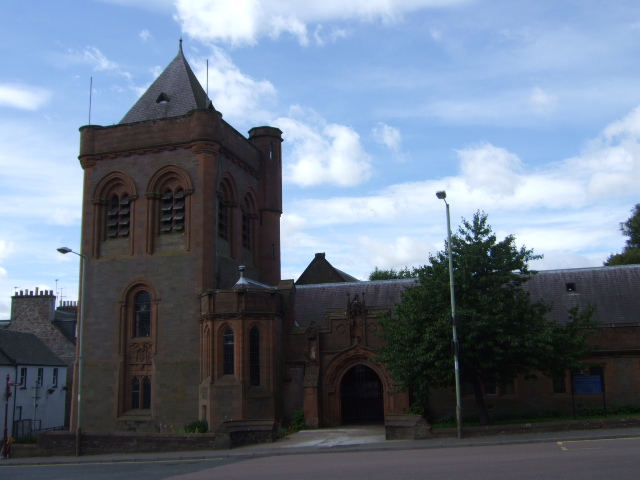 Gardner Memorial Church, Brechin