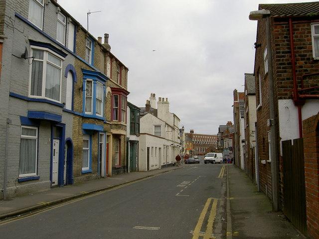Nelson Street Bridlington.
