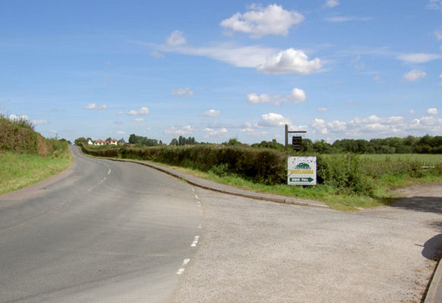 Lound low road junction.