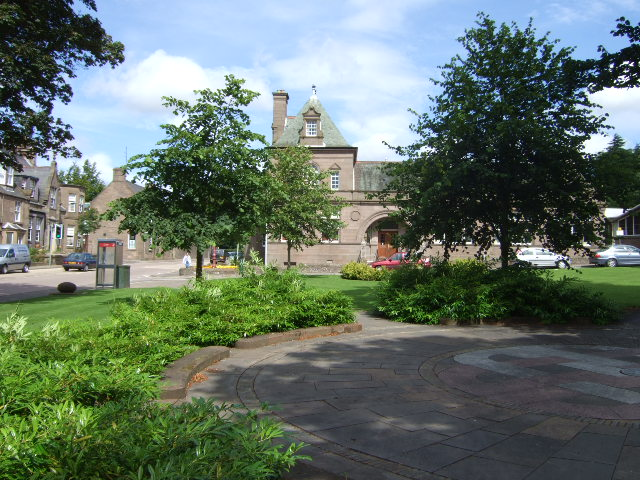 St Ninian's Square, Brechin