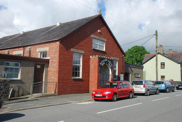 Neuadd Goffa Chwilog Memorial Hall