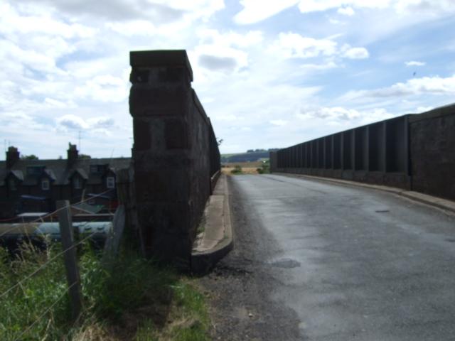 Bridge over the Caledonian Railway