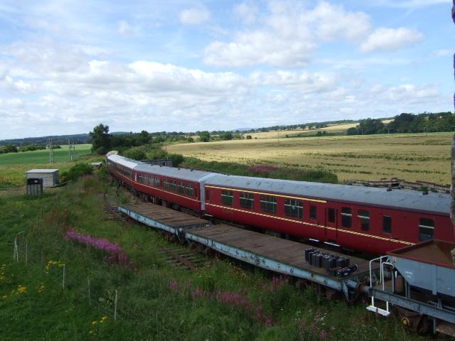 Caledonian Railway rolling stock