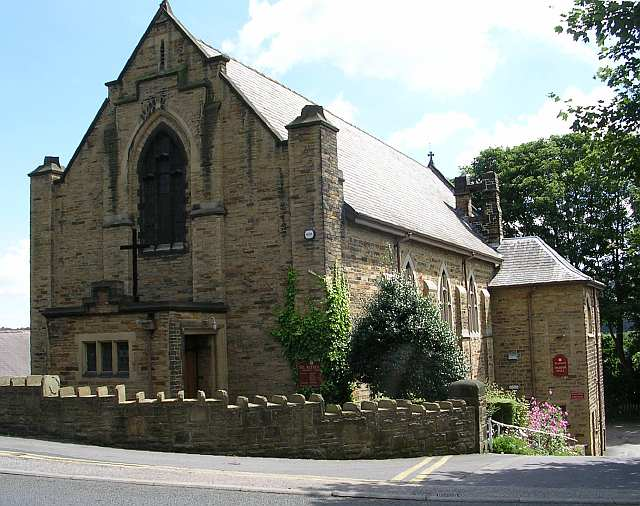 St Aidan's Catholic Church - Baildon Road