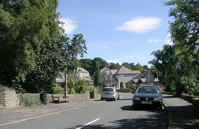 Hallfield Drive