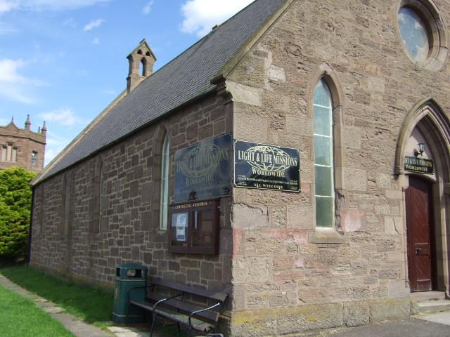 Lochside Church, Montrose