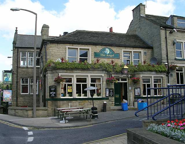 The Angel - East Parade